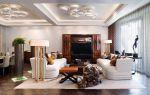 Квартира в стиле сontemporary сlassic