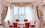 Все о дизайне штор для зала: правила оформления и виды