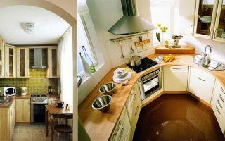 Идеи для маленькой кухни: советы по оформлению, фото