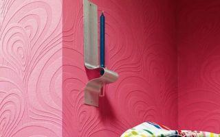 Использование виниловых обоев под покраску в различных помещениях