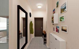 Дизайн длинной прихожей: особенности планировки и идеи оформления коридора