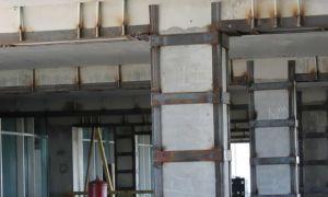 Усиление бетонных конструкций