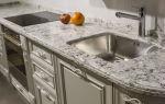 Кухонные столешницы из кварцевого камня