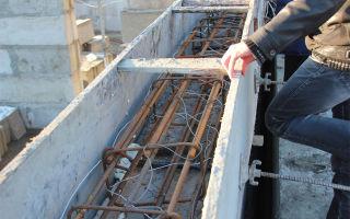 Как прогреть бетон зимой?