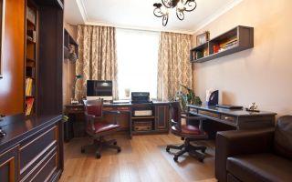 Дизайн кабинета: в квартире, доме, офисе ? [интерьер и мебель]