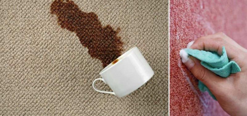 Как убрать пятна клея на обоях фото