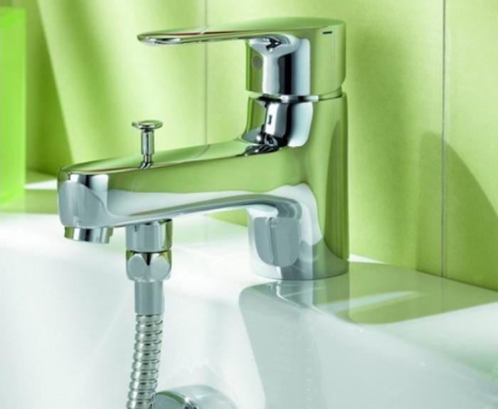 Смеситель для ванны с душем: от выбора до монтажа3