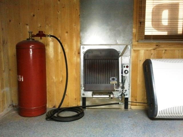 Альтернатива газовому отоплению. отопления дома сжиженным газом1