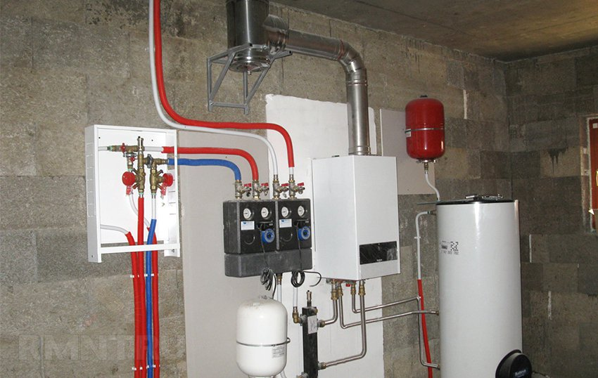 Альтернатива газовому отоплению. отопления дома сжиженным газом2