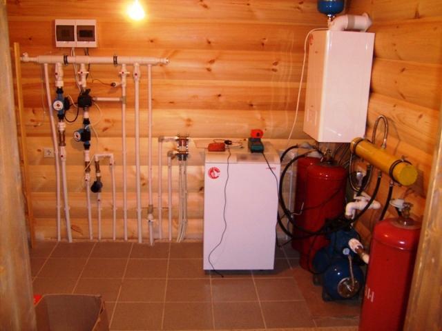 Альтернатива газовому отоплению. отопления дома сжиженным газом7