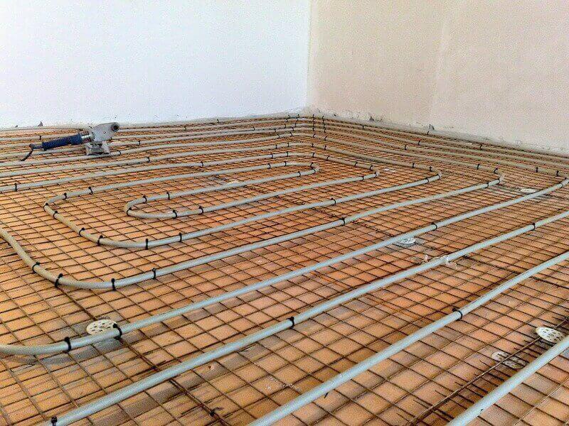 Армированная сетка: фибра для стяжки армирующая, пол бетонный теплый, основания заливка, пластик и металл1