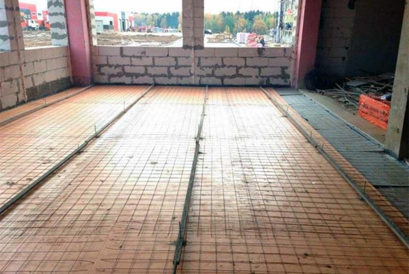 Армированная сетка: фибра для стяжки армирующая, пол бетонный теплый, основания заливка, пластик и металл4