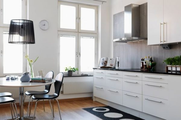 Белые кухни1