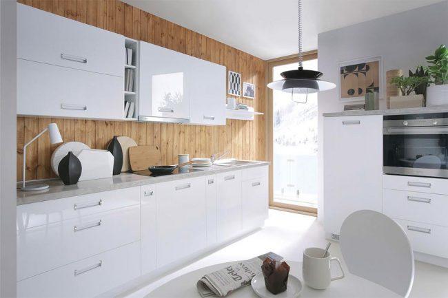 Белые кухни2