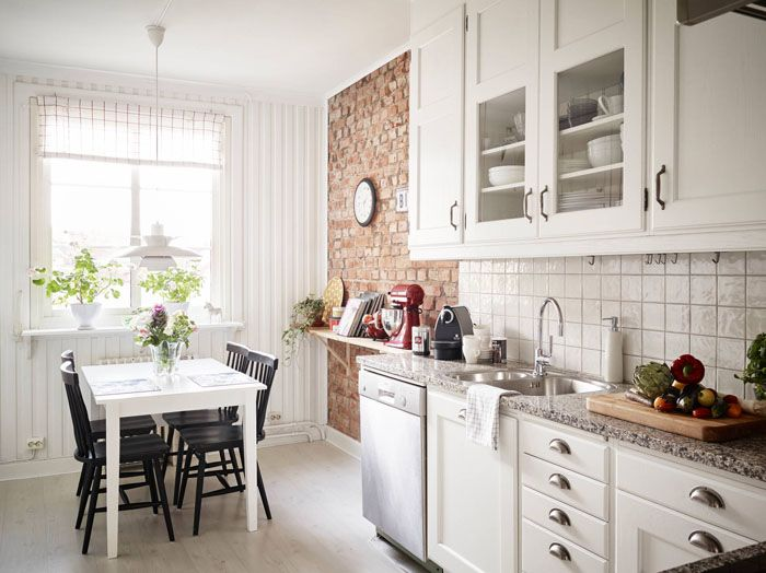Белые кухни3