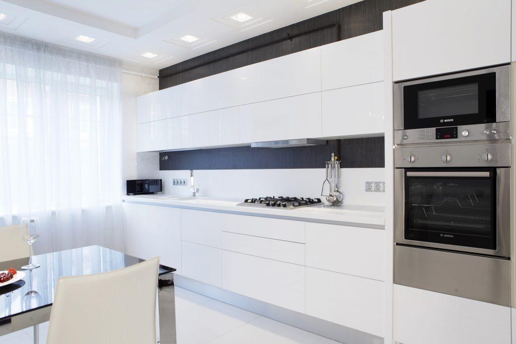Белые кухни5