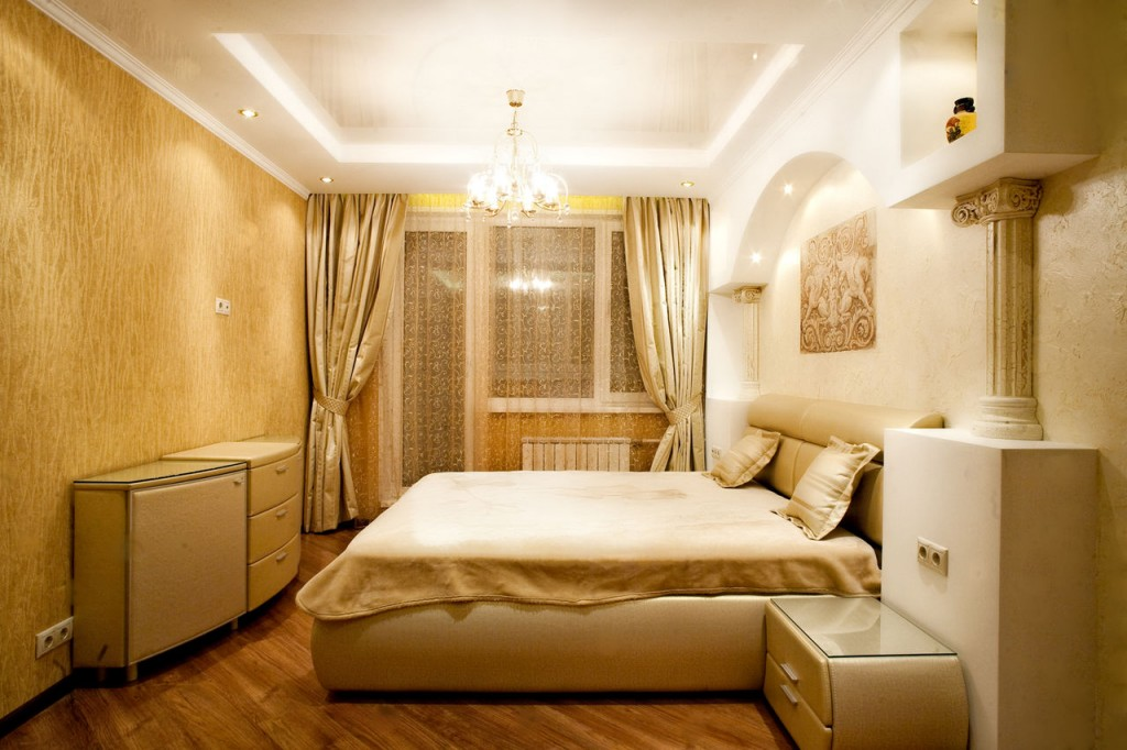 Декор спальни в хрущевке: общие рекомендации (фото)3