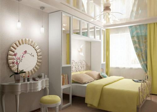 Декор спальни в хрущевке: общие рекомендации (фото)0
