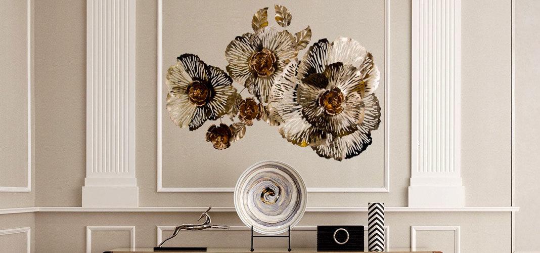 Декоративное панно на стену: сделайте свой интерьер уникальным!4