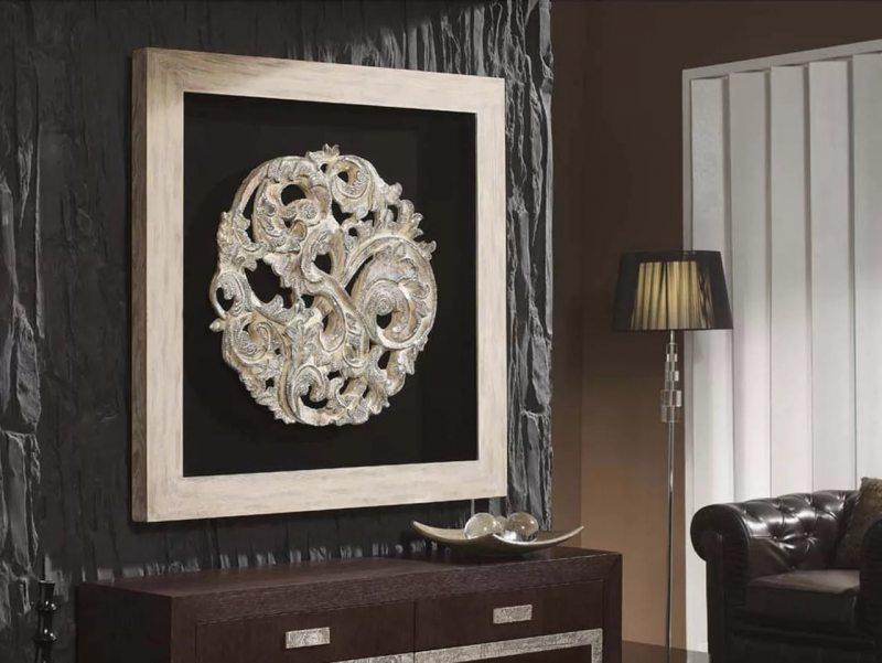 Декоративное панно на стену: сделайте свой интерьер уникальным!5
