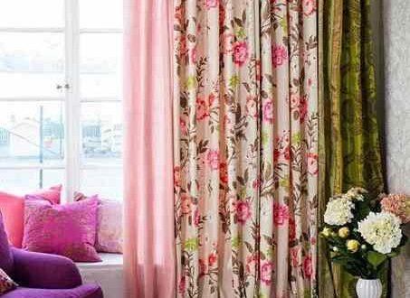 Декорируем шторы своими руками: идеи, инструкция1
