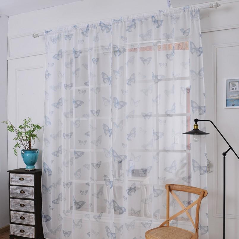 Декорируем шторы своими руками: идеи, инструкция2