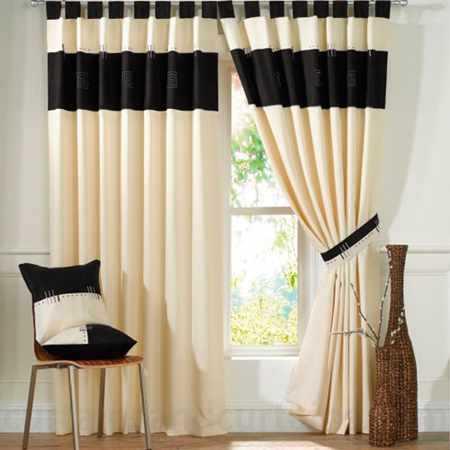 Декорируем шторы своими руками: идеи, инструкция3