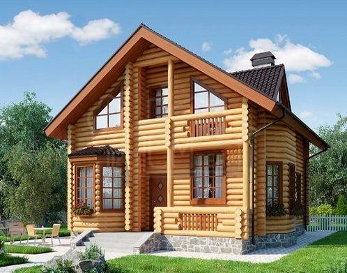 Деревянный дом9