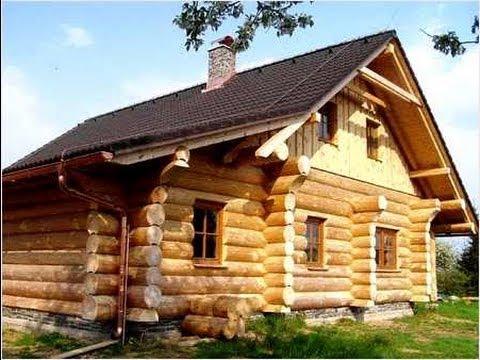 Деревянный дом2