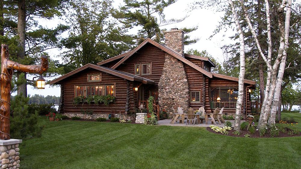 Деревянный дом3