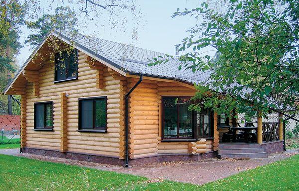 Деревянный дом4