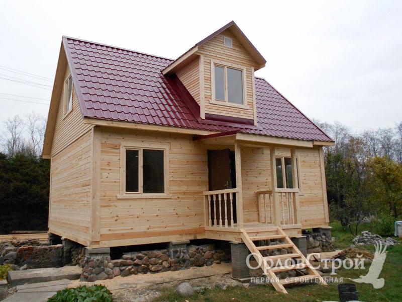 Деревянный дом6