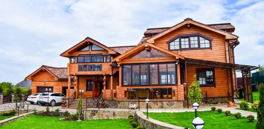 Деревянный дом7