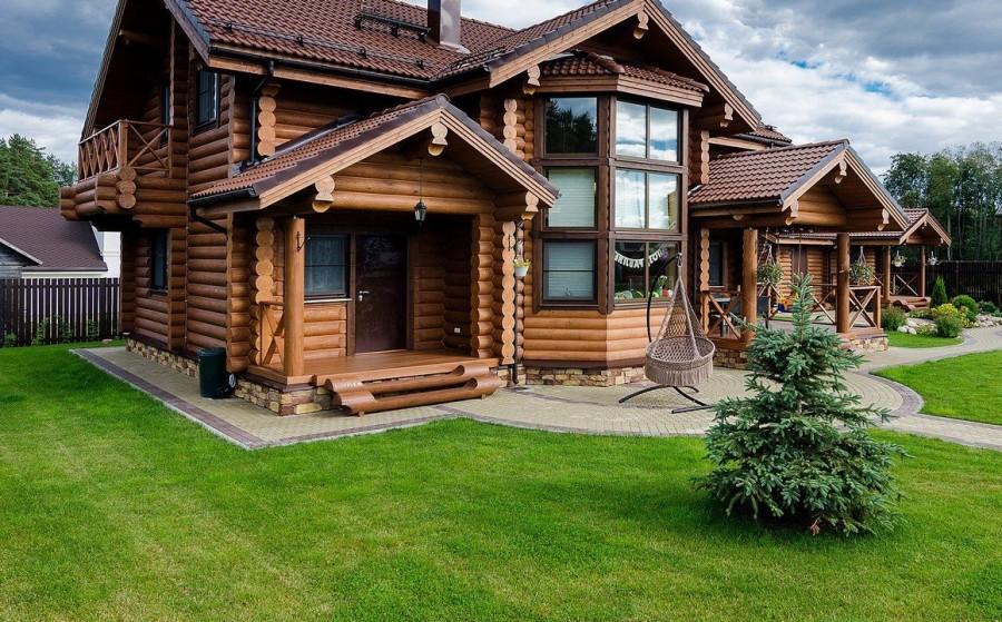 Деревянный дом8