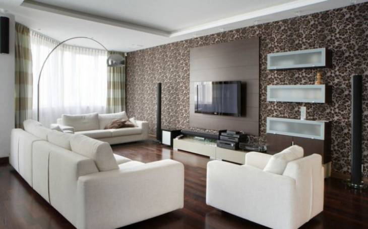 Дизайн гостиной 25 кв м своими руками1