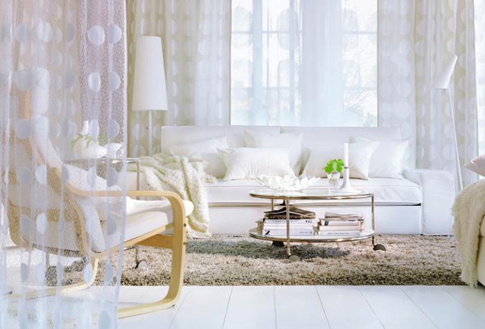 Дизайн штор: особенности выбора портьер и тюля3