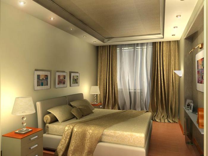 Дизайн спальни 12 кв м: выбор цветового оформления и мебели (фото)4