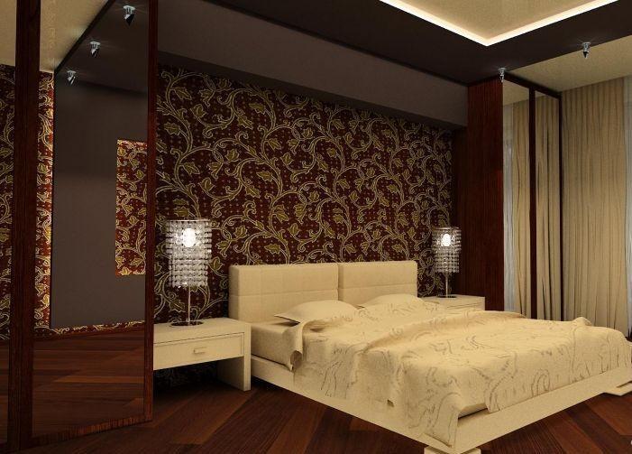 Дизайн спальни 12 кв м: выбор цветового оформления и мебели (фото)0