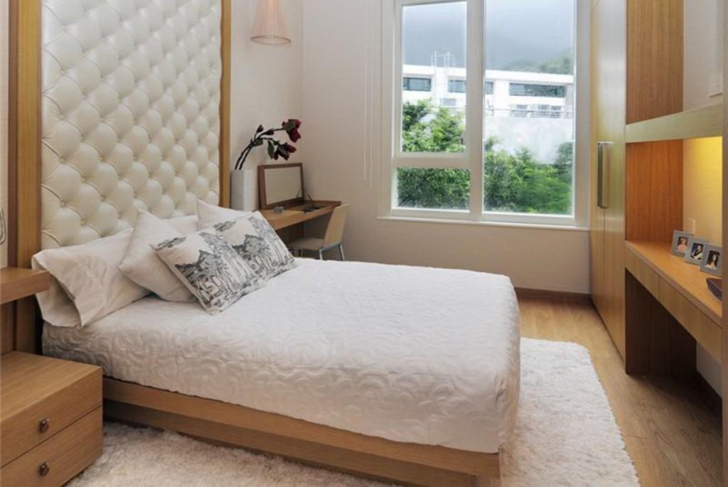 Дизайн спальни 8 кв м: правила оформления, выбор мебели6