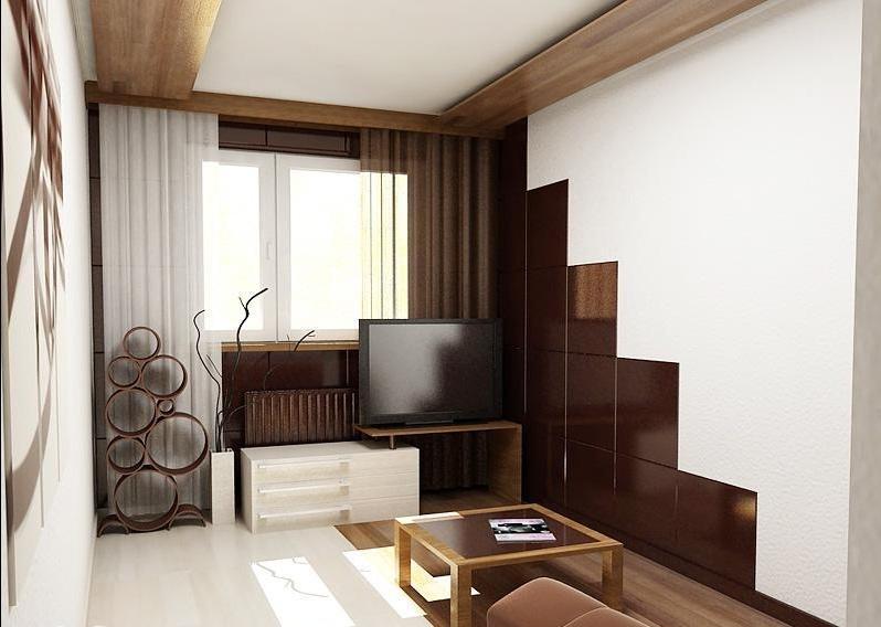Дизайн стен: обои в спальне, их выбор, преимущества2