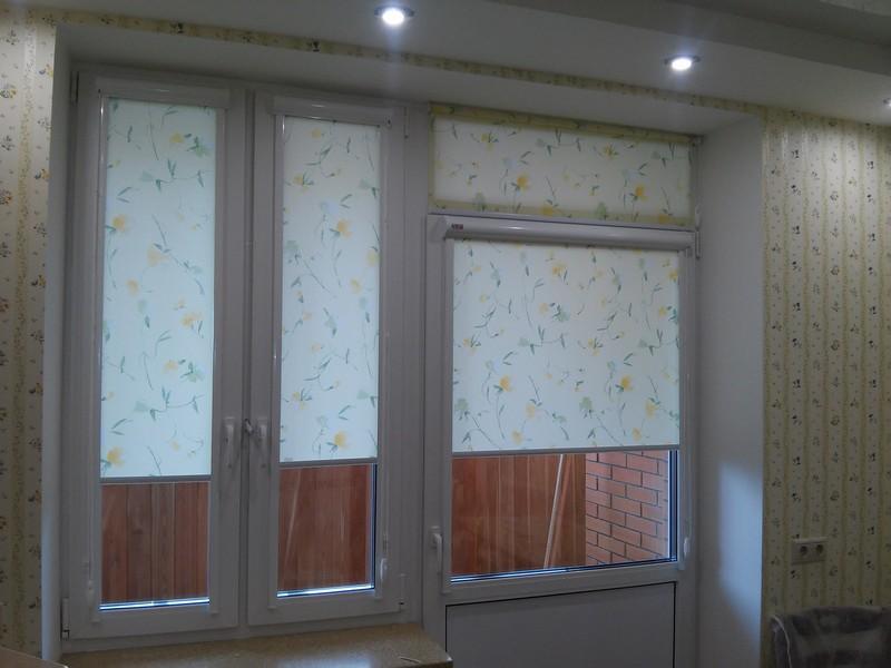 Для каких окон подходят шторы с электроприводом?2