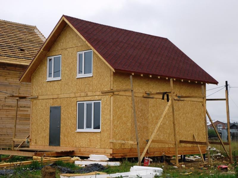 Дом из сип панелей3
