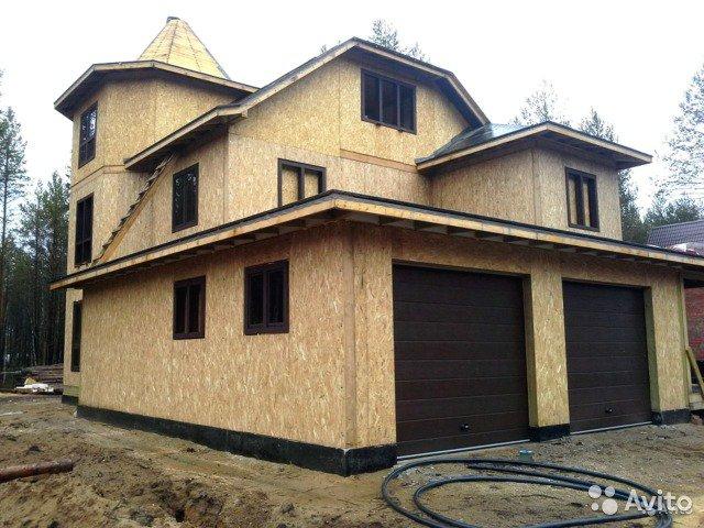 Дом из сип панелей7