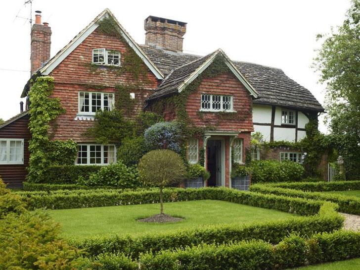 Дом в английском стиле3