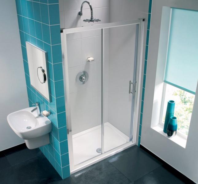 Душевая кабина с низким поддоном – оптимальное решение для небольших ванных комнат5
