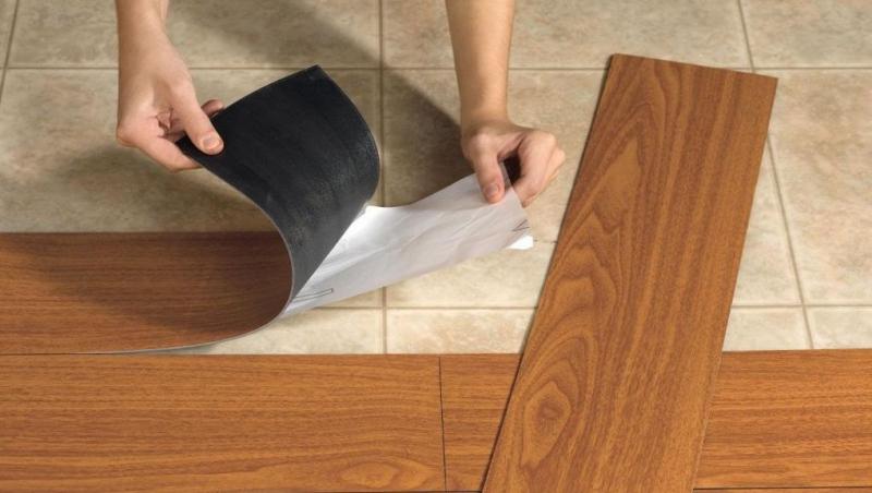 Гибкий ламинат: резиновый и мягкий, клей виниловый, что это такое пол, теплое прорезиненное напольное покрытие2