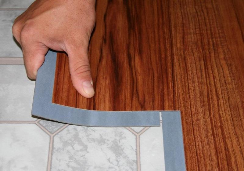 Гибкий ламинат: резиновый и мягкий, клей виниловый, что это такое пол, теплое прорезиненное напольное покрытие4