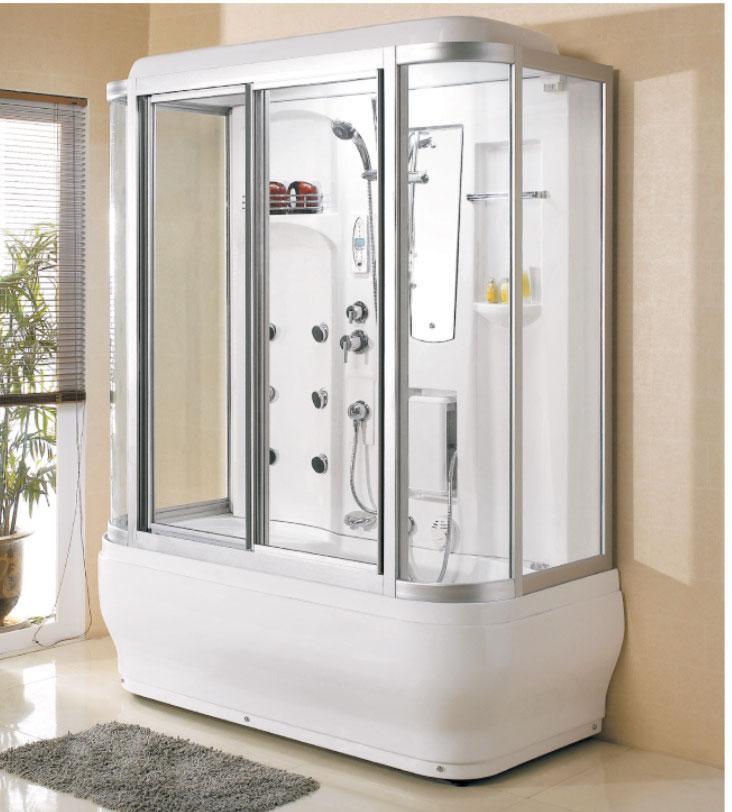 Гидробокс – душевая кабина с ванной1