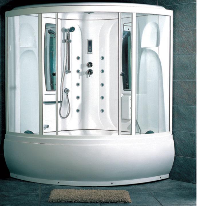 Гидробокс – душевая кабина с ванной2