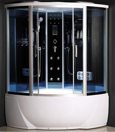 Гидробокс – душевая кабина с ванной3